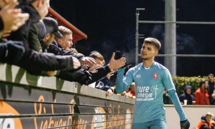 Lindon Selahi huazohet nga Twente te Willem II