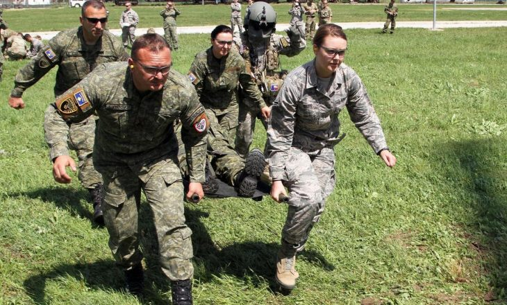 FSK në krah të ushtrisë amerikane nëpër botë: SHBA e mirëpret vendimin e Kosovës