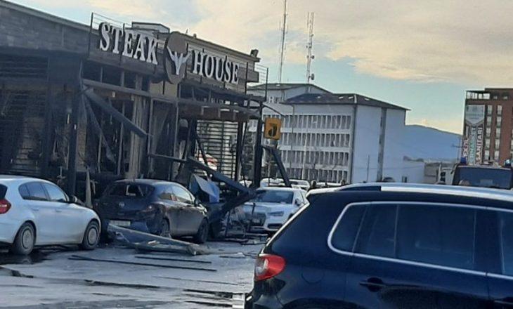 Ferizaj: Pronari i lokalit ku ndodhi shpërthimi pësoi djegie të rëndë