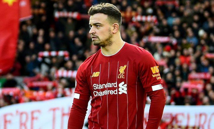 Shaqiri nuk do të largohet në Janar nga Liverpooli