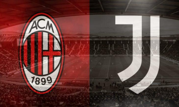 Sonte super-derbi Milan & Juventues
