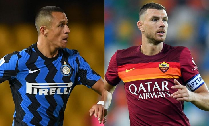 Mundësi e madhe që Interi e Roma të shkëmbejnë lojtarët
