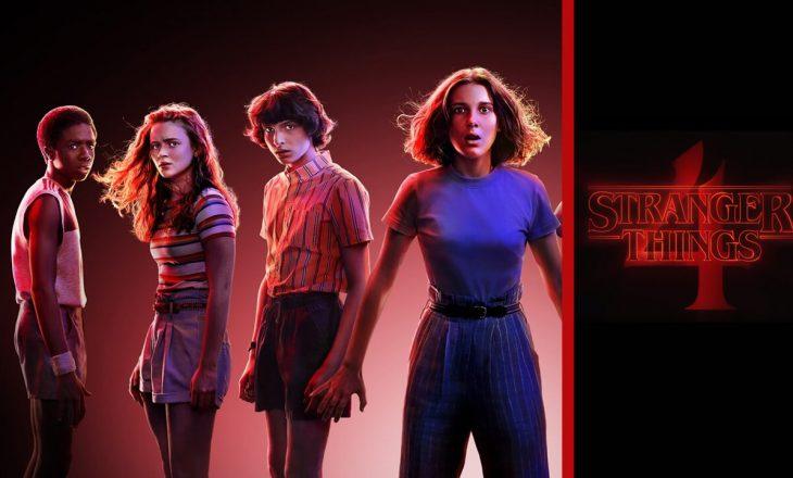 """""""Stranger Things"""", sezoni 4: Gjithë çka dimë deri më tani"""