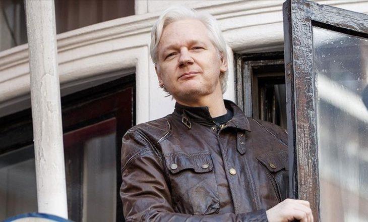 Themeluesi i WikiLeaks-it nuk do të ekstradohet në SHBA