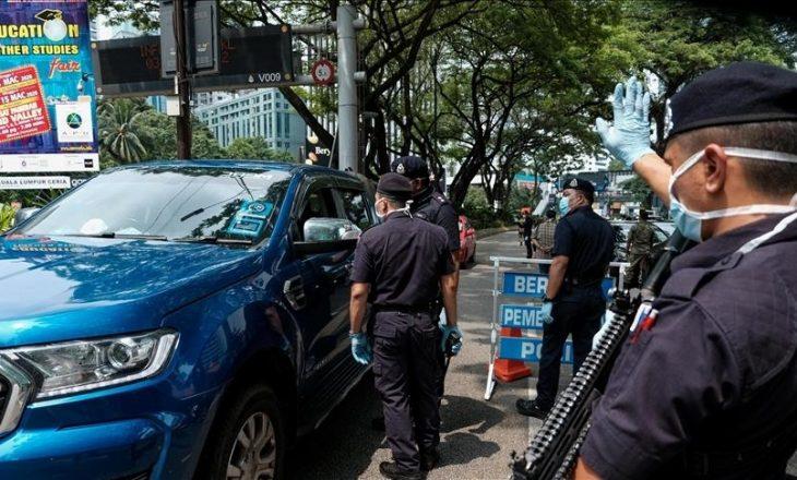 Malajzia ka shpallur gjendjen e jashtëzakonshme shkaku i COVID-19