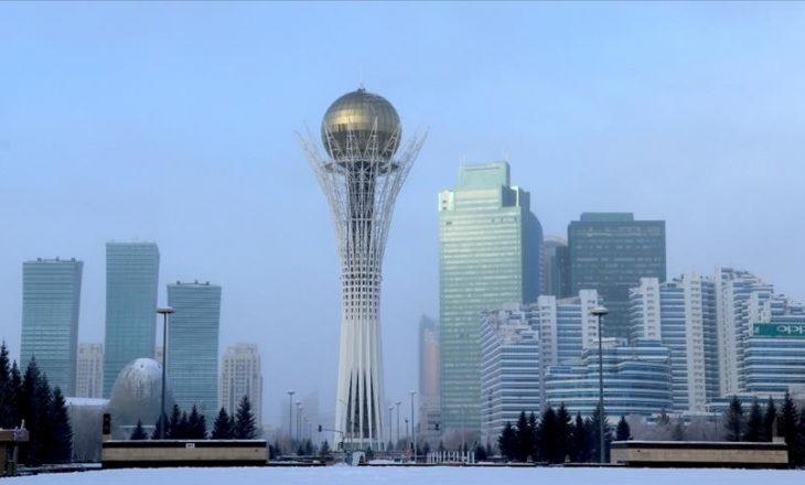 Kazakistani shfuqizon dënimin me vdekje