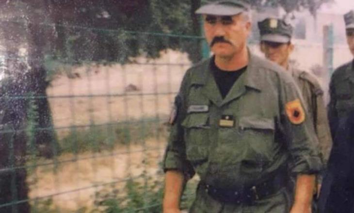 Vdes ish-komandanti i UÇK-së, Shefqet Paçarizi