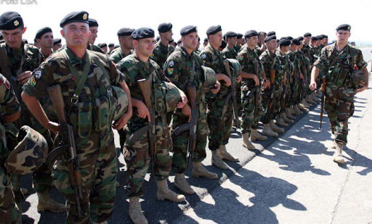 Vdes ushtari shqiptar që ishte me mision në Afganistan