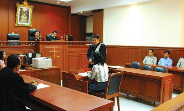 Për fyerjen e mbretit, gruaja tajlandeze dënohet me 43 vjet heqje lirie