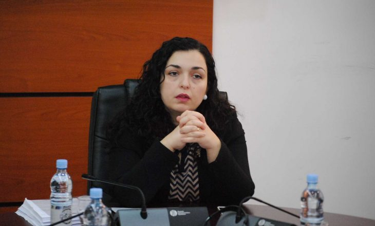 """""""Vjosa Osmani mund të mos marrë pjesë në zgjedhjet e 14 shkurtit"""""""