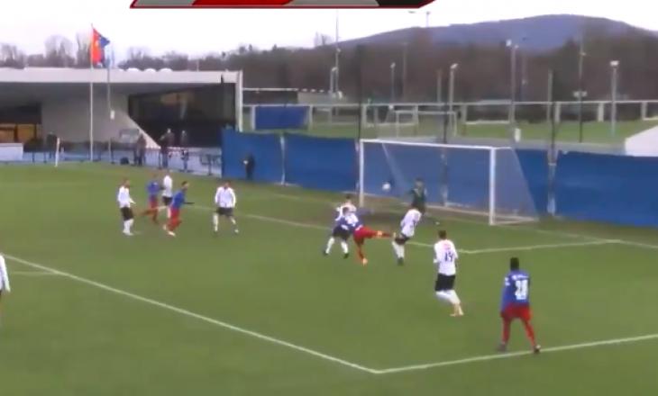 Zhegrova shënon gol për Baselin në miqësoren ndaj Aaraut