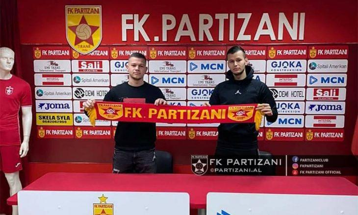 Vëllai i Bersant Celinës kalon te Partizani në Shqipëri