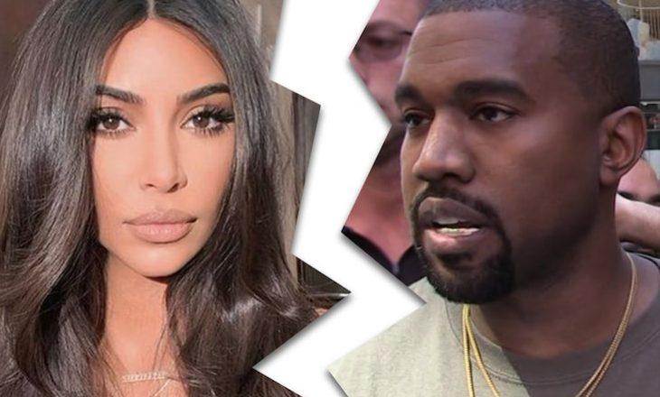 Konfirmohet: Kim Kardashian paraqet kërkesë për divorc nga Kanye West