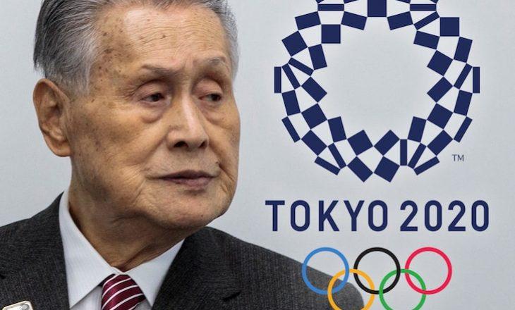 Shefi i Lojërave Olimpike të Tokios jep dorëheqje për arsye të komenteve seksiste
