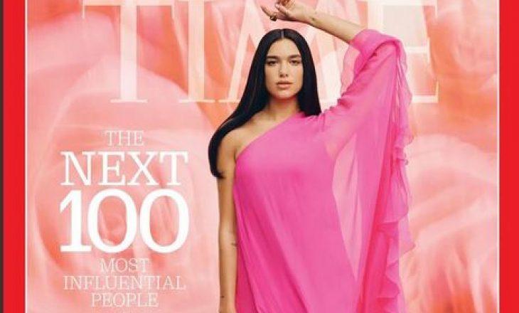 """Revista """"Time"""" rendit Dua Lipën si një nga personazhet më me ndikim në botë"""
