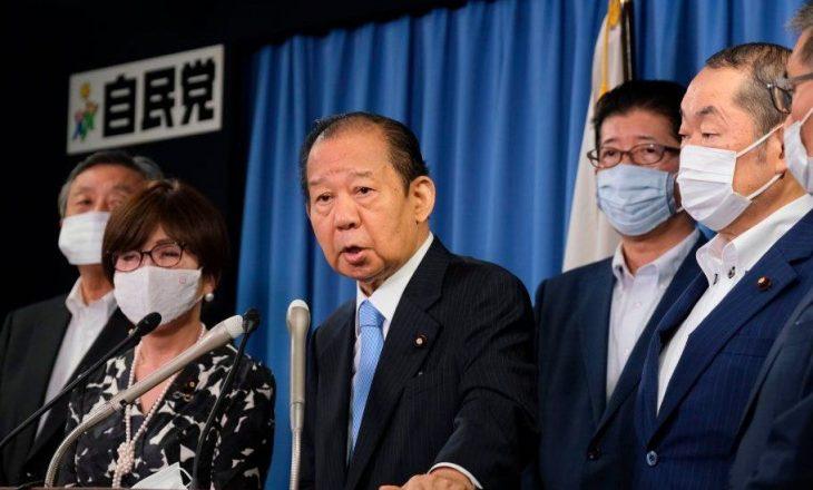 Partia japoneze lejon gratë në mbledhjet e qeverisë por jo edhe të flasin