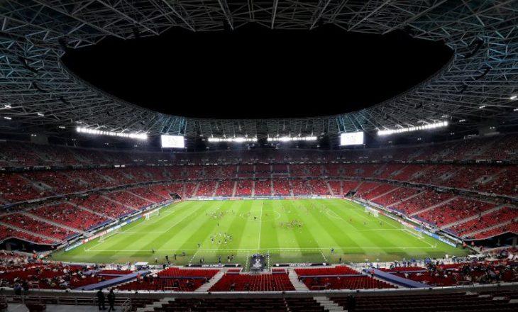 Ja ku do të zhvillohet ndeshja e Ligës së Kampionëve mes Leipzig dhe Liverpool
