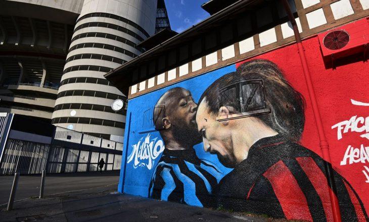 Derbi Milan vs Inter – formacionet zyrtare