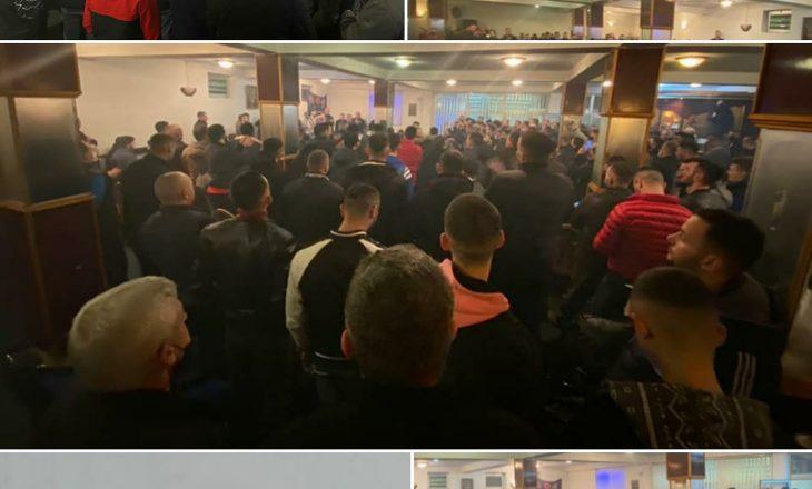 Sami Lushtaku gjobitet me dy mijë euro për shkeljen e masave anti-COVID'19