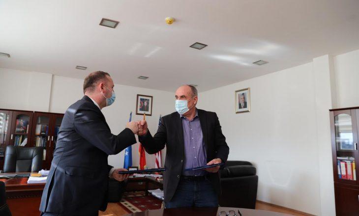 MSH ndan 2 milionë e 500 mijë euro për ndërtimin e QKMF-së në Istog