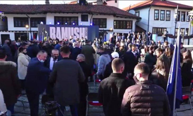 Komuna e Prizrenit gjobit me nga 2 mijë euro PDK-në dhe AAK-në