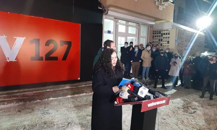 Osmani: Ky s'është mandat për hakmarrje, por mandat ku do të luftohet korrupsioni