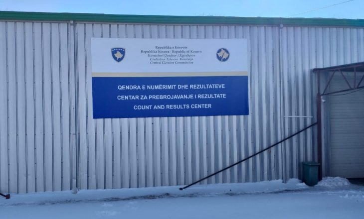 Ende nuk ka filluar numërimi i votave të ardhura nga jashtë Kosovës