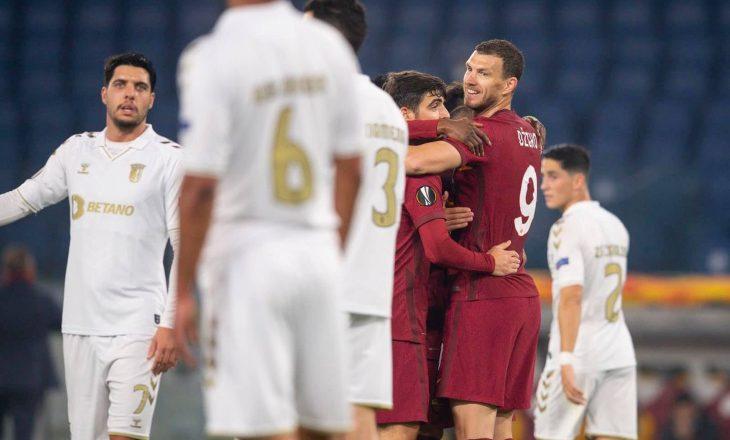 Kompletohen ekipet e 1/8 në Europa League – rezultatet