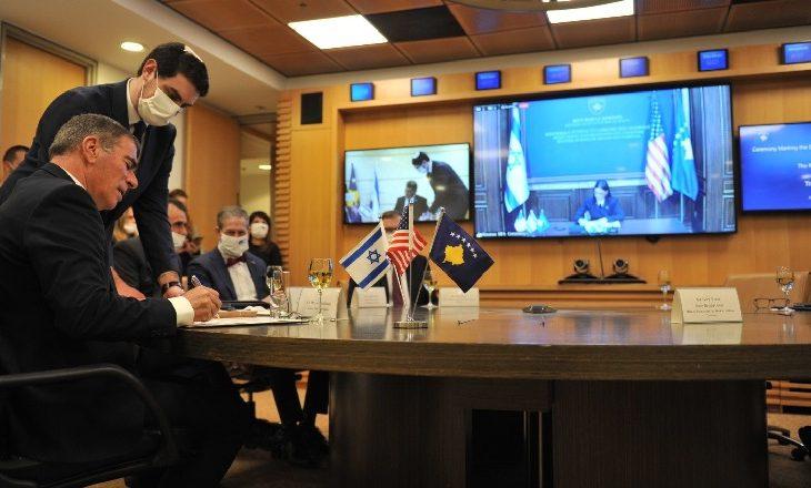 Marrëdhëniet Kosovë-Izrael luhatin raportet me Serbinë