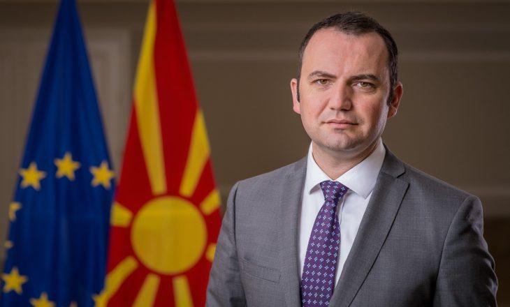 Kryediplomati maqedonas Osmani të premten viziton Kosovën
