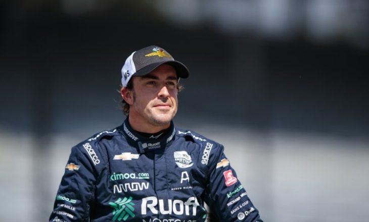 Dje bëri aksident me biçikletë, teksa sot i'u nënshtrua operacionit piloti skuderisë 'Alpine', spanjolli Fernando Alonso