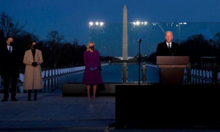 Biden do të nderojë 500 mijë viktimat e Coronavirusit në SHBA