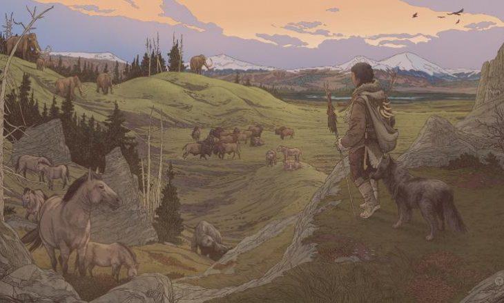 Studimi: Para 15 mijë vitesh qentë mund të kenë ardhur në Amerikë nga ky vend i botës
