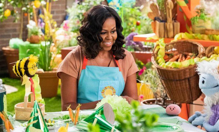 Michelle Obama do të publikojë emision gatimi në Netflix