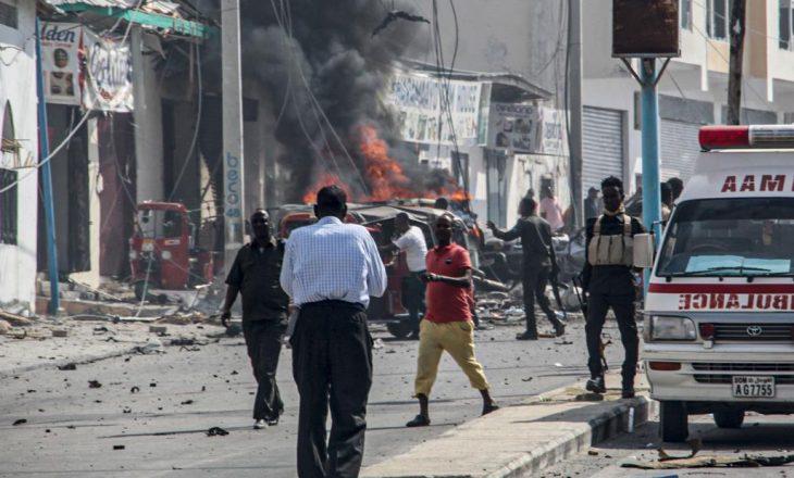 Tre persona humbën jetën nga një shpërthim bombe në Mogadishu të Somalisë
