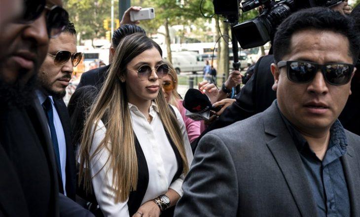 Dyshohet për trafikim droge, arrestohet gruaja e 'El Chapos'