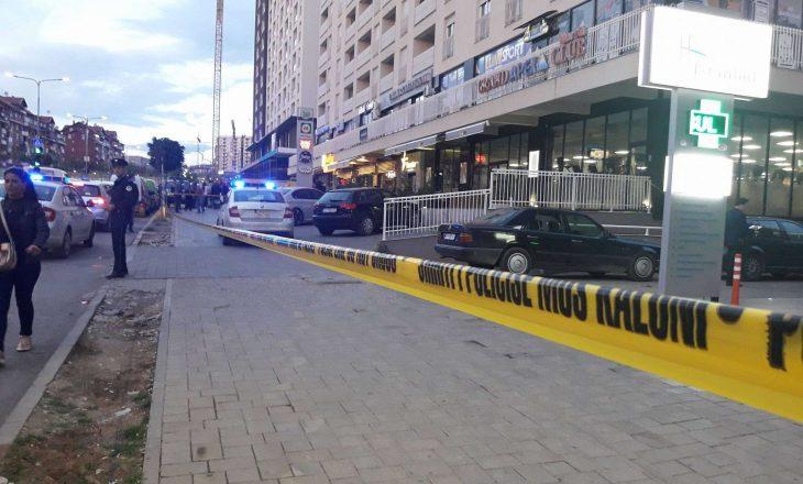 Policia jep detaje për plagosjen me armë zjarri në Prishtinë