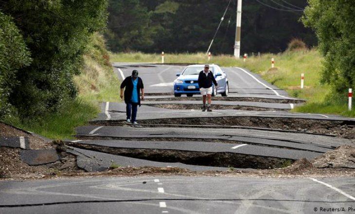 Zelanda e Re goditet nga një tërmet nënujor me magnitudë 7.5 ballë