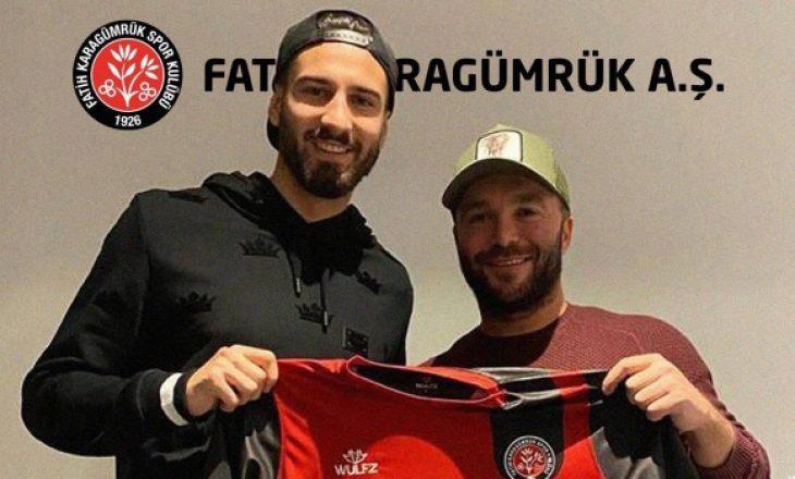 Kemal Ademi huazohet nga Fenerbahçe te Fatih Karagumruk