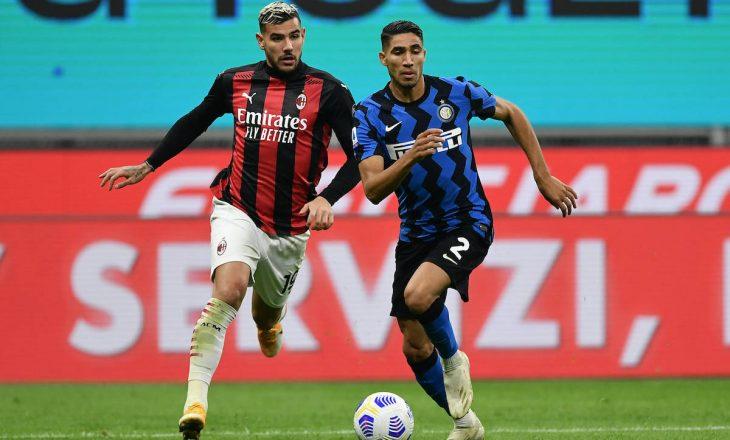 Formacionet e mundshme të derbit Milan vs Inter