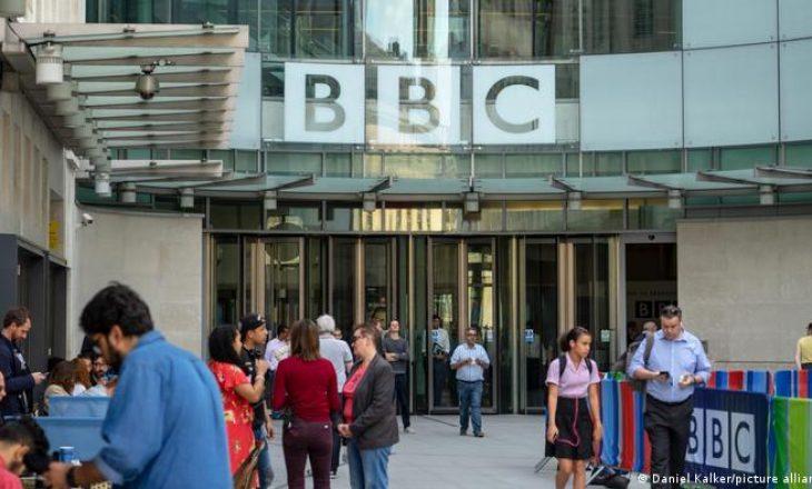 Ndalohet transmetimi i BBC-së në Kinë nga Rrjeti Global Televiziv i Kinës (CGTN)