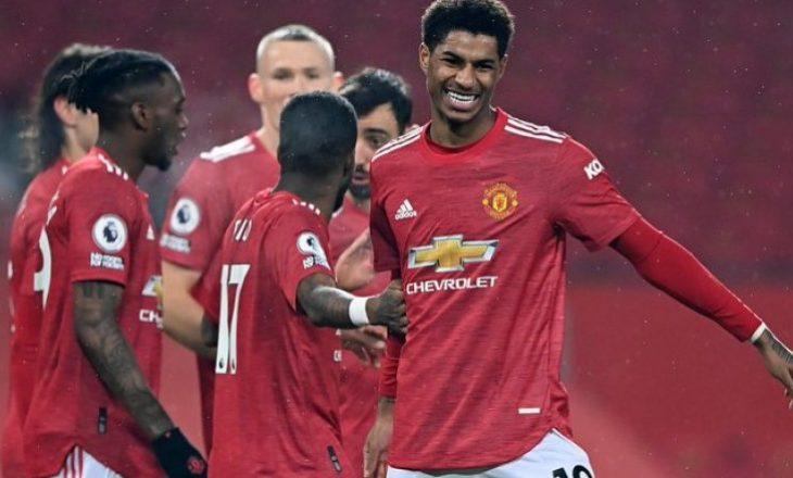 """United deklason në """"Old Trafford"""" ekipin e Southampton duke i shënuar plot nëntë gola"""