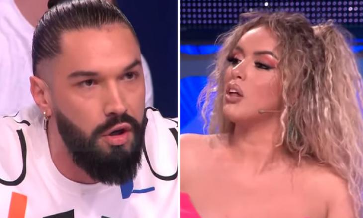 """M'u duk si film pornografik"", Antonela komenton takimin e Sarës me Atdheun"