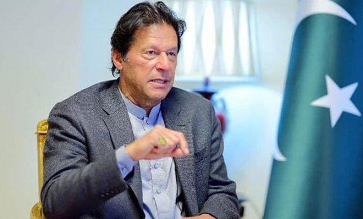 Kryeministri pakistanez Khan: Ne do t'i jepnim Kashmirit 'të drejtën e pavarësisë'