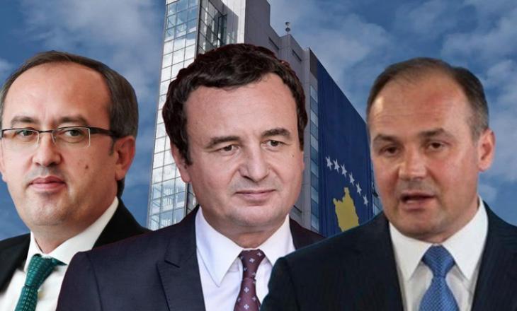 LVV po fiton në komunën e Hoxhajt dhe Hotit