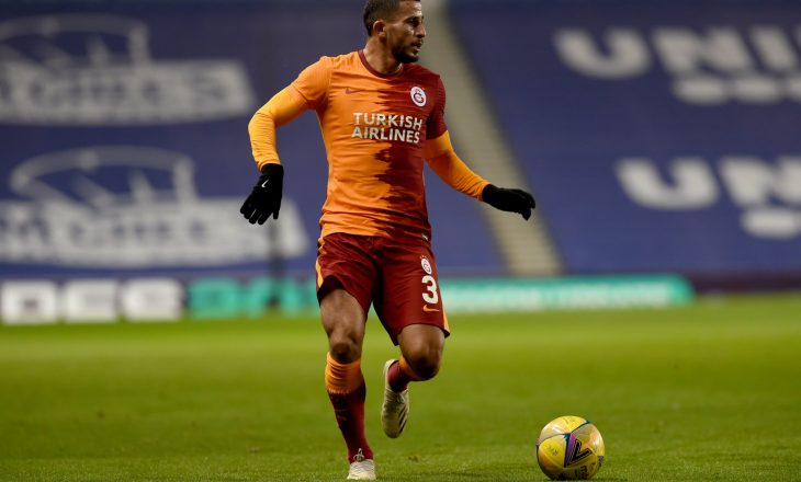 Omar Elabdellaoui largohet nga lista e lojtarëve të Galatasaray-t shkaku i lëndimit të syrit