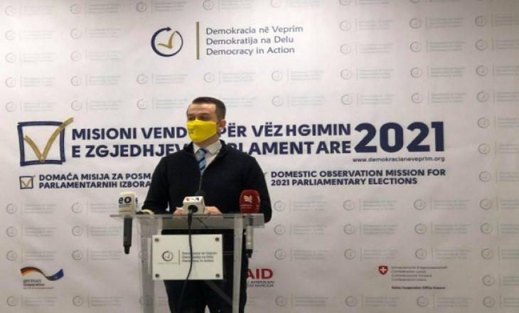 DnV: Partive politike t'iu garantohet lëvizja e lirë për të bërë fushatë në tërë Kosovën