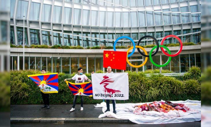 Bëhet thirrje për të bojkotuar Lojërat Dimërore të Pekinit 2022