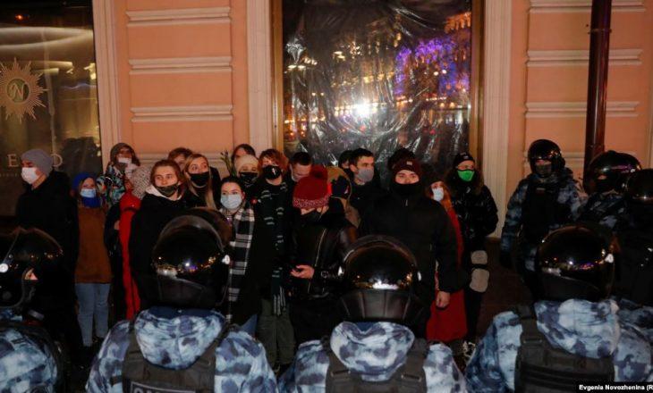 Rusi: Arrestohen mbi një mijë mbështetës të Navalnyt