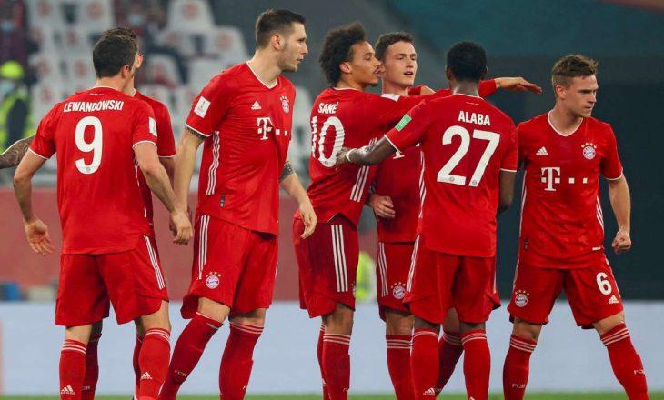 Bayern Munchen fiton botërorin e klubeve, në finale mposht miminalisht meksikanët e Tigres